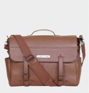 Genunie leather laptop bag